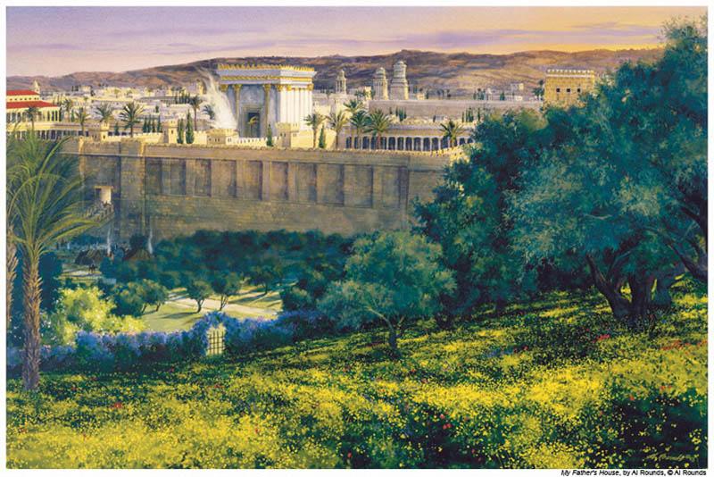 Gerusalemme Tempio