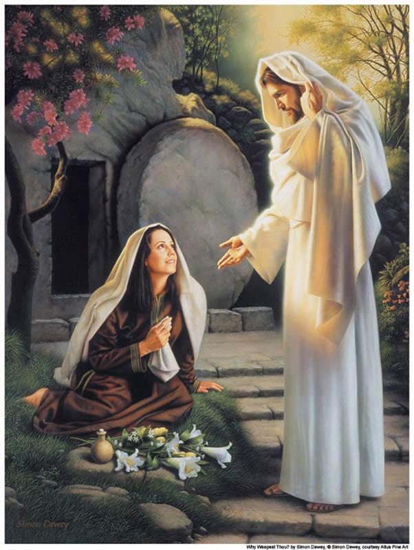 Resurrezione di Gesu' Cristo