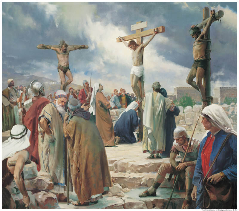 L'espiazione di Gesù Cristo
