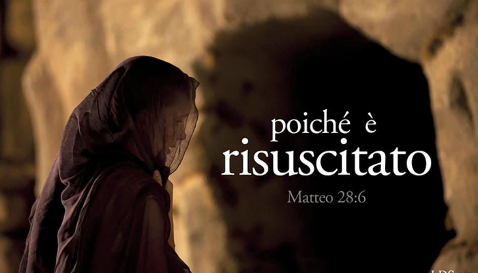 La vita di Gesù Cristo: l'ultimo simbolo della Pasqua nel mormonismo