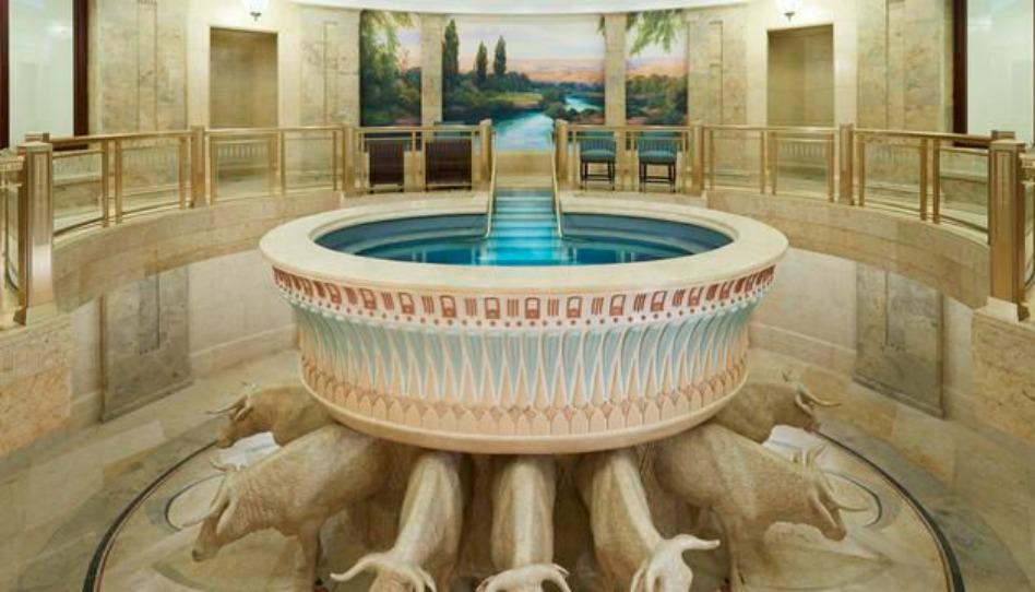 Il Battesimo per i Morti e la misericordia di Gesù Cristo
