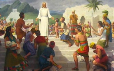 Gesù nel Libro di Mormon: Salvati tramite la Grazia?
