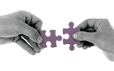 Fare il puzzle con pazienza e fede