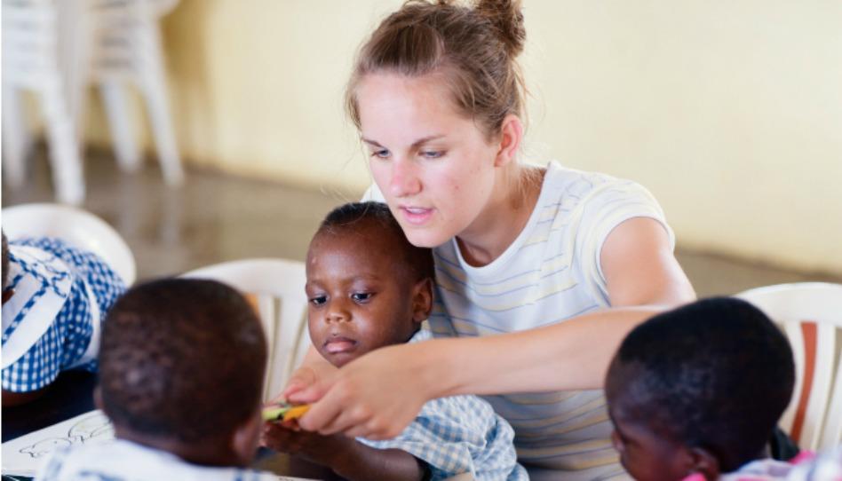 lavoro umanitario - mendicanti