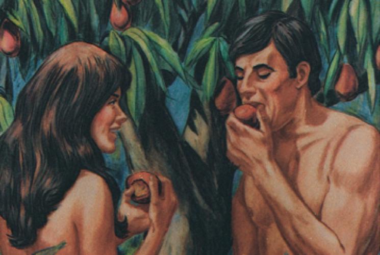 adamo ed eva fruto