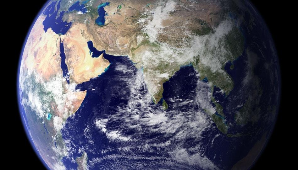 Gli effetti spirituali collaterali dati dal guardare la terra dallo spazio