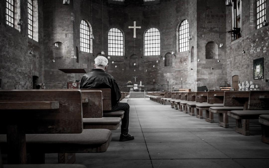 A volte fa male andare in chiesa