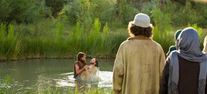 Perché Cristo è stato battezzato per immersione?