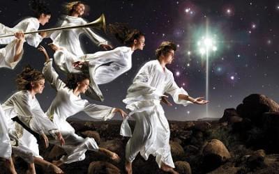 Cosa intendono le scritture con il dono del ministero degli angeli?