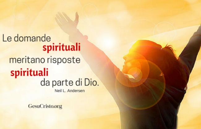 domande spirituali
