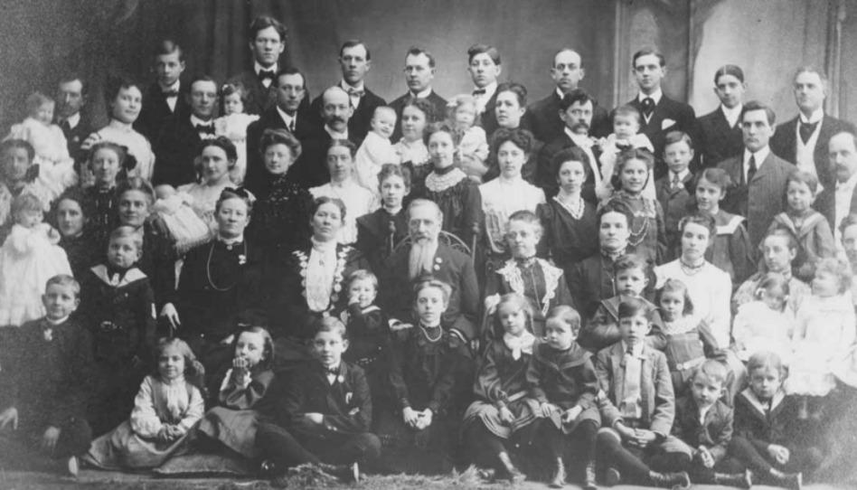 poligamia mormone