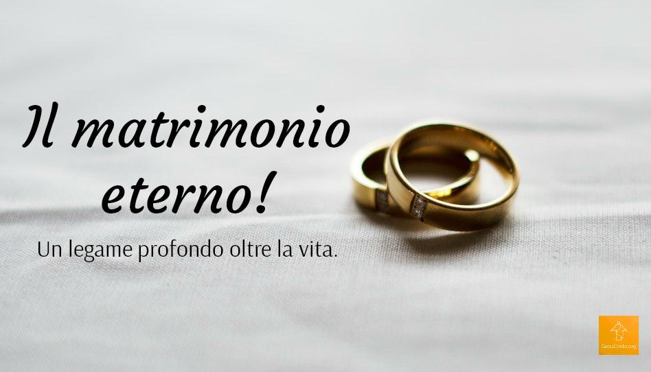 Matrimonio Eterno Biblia : Matrimonio archives gesucristo