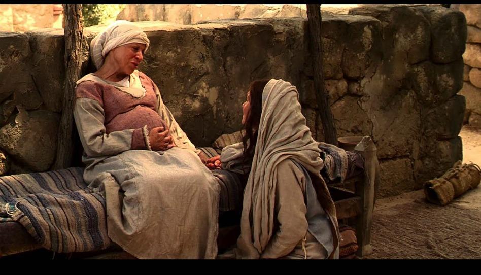 La nascita di Giovanni Battista