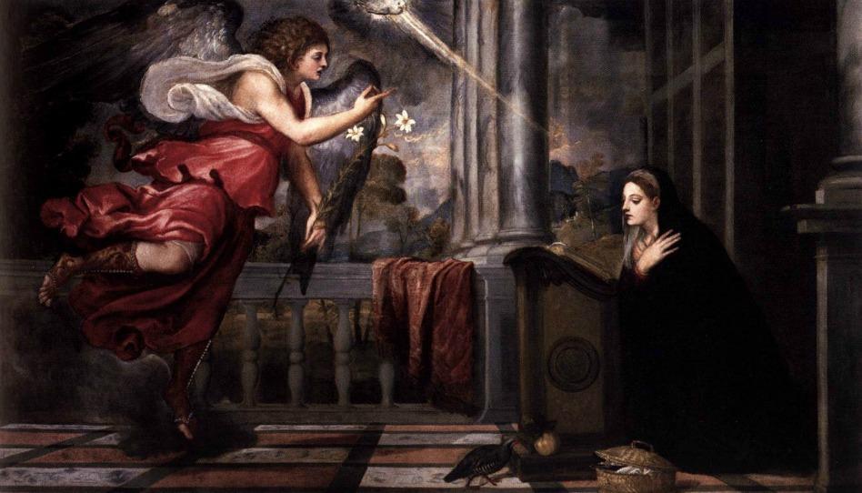 Le Due Annunciazioni – Luca 1:1-38